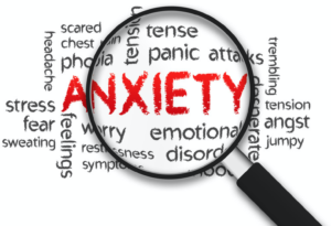 Anxiety therapy CBT